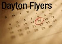 Dayton Flyers Mens Basketball