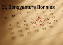 St. Bonaventure Bonnies Mens Basketball